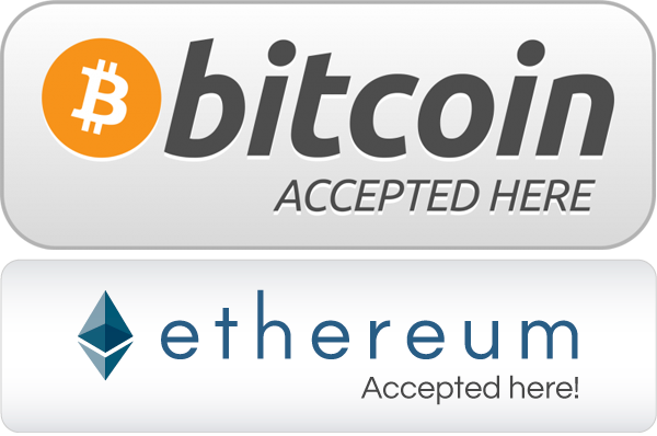 Purchase affordable SEO services online with Bitcoin and altcoins.